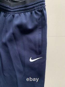 Nike Showtime Dri-Fit USA Basketball Joggers Tech Fleece Olympic Team Issued M