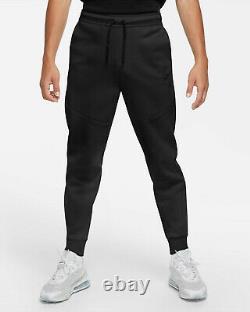 Nike Sporstwear Tech Fleece Jogger Pants Black Cu4495-010 Men's Size 3xl-tall