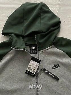 Nike Sports Wear Tech Fleece Full Tracksuit Mens New With Tags 2xl