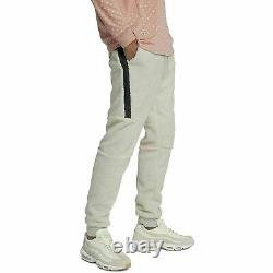 Nike Sportswear Fleece Sherpa Jogger Pants Bone, Black Aq2769-072 Men's Size 2xl
