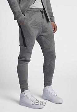 Nike Sportswear Men's Tech Fleece GX 1.0 Joggers Pants 886175 091 Size S