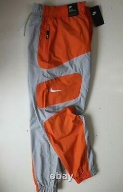 Nike Sportswear Nsw Re-issue Retro Woven Men Pants Trousers Bv5215-891 L XL