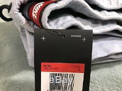 Nike Sportswear Tech Fleece Jogger Pants Men's LARGE L GLACIER GREY 805162-023