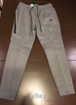 Nike Sportswear Tech Fleece Jogger Pants Nsw Tech Pack Men's XXL Heather Grey