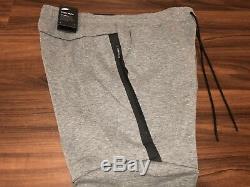 Nike Sportswear Tech Fleece Joggers Carbon Heather/Cool 805162-091Sizes 2XL