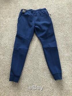 Nike Sportswear Tech Fleece Joggers Pants Coastal Blue 805162-407 Men's Size S