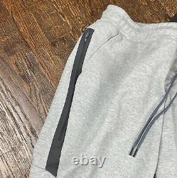 Nike Sportswear Tech Fleece Joggers Pants Gray 805162-063 $110 Mens Size 3XL NEW