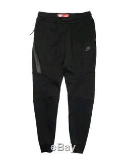 Nike Sportswear Tech Fleece Joggers Pants Mens Size Medium 805162 010 M New