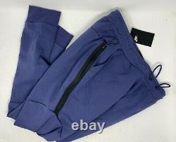 Nike Sportswear Tech Fleece Joggers Sanded Purple 805162-557 Mens Size M