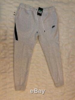 Nike Sportswear Tech Fleece Joggers Sweat Pants 805162 051 Mens Size XL