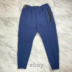 Nike Sportswear Tech Fleece Men's Size XL Joggers Pants Navy CU4495-410