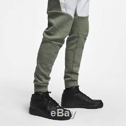 Nike Sportswear Tech Fleece Mens Joggers Pants 805162-351 Size L-Tall