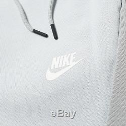Nike Sportswear Tech Fleece Pants Light Smoke Grey size M Medium 805162 077