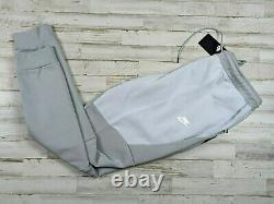 Nike Sportswear Tech Fleece Pants Light Smoke Grey size XLT XL Tall 805162 077