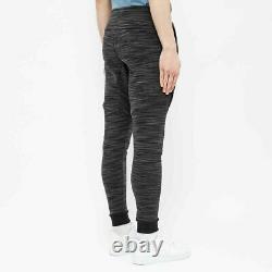 Nike Sportswear Tech Fleece Pants Size S Jogger Heather Black Grey CT7745-010