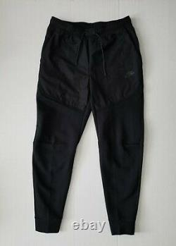 Nike Sportswear Tech Fleece Woven Joggers Black CZ9901 010 Mens Size XS