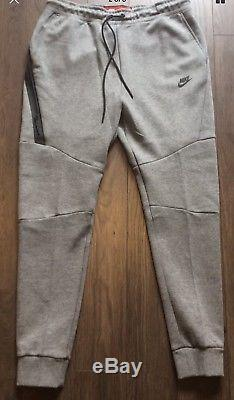 Nike Sportswear Tech Pack Jogger Slim Fit Pants Grey 805162 091 NWT Mens Sz 2XL