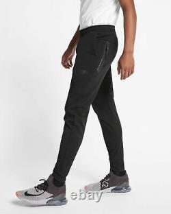 Nike Sportswear Tech Pack Men's Trousers L Black Pants Joggers 928575 New