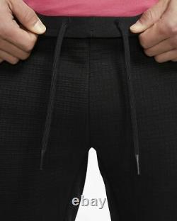 Nike Sportswear Tech Pack Mens Size L Pants Black Anthracite Jogger CJ5151-010
