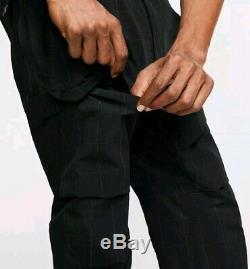Nike Sportswear Tech Pack Repel Woven Cargo Pants Mens Size Medium BV4443 010 M