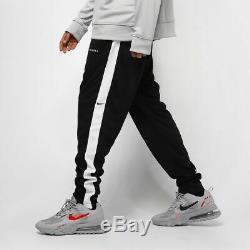 Nike Swoosh Sportswear Jogger Striped Track Pants Men Size Large CJ4873-010