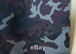 Nike Tech Fleece Camo Pants Joggers Obsidian Blue Rare New 682852-451 (size 3xl)