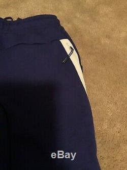 Nike Tech Fleece Cuffed Joggers Pants 805162 590 Regency Purple NEW Men's Sz S