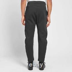 Nike Tech Fleece Jogger Pants Sweatpants Triple Black 928507-011 Men's Large L