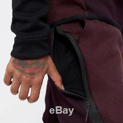 Nike Tech Fleece Joggers Men's Pants Port Vine (805162 652) Size (xl)