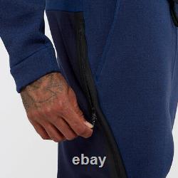 Nike Tech Fleece Joggers Sweat Pants Men's XL 805162-453 Obsidian Heather