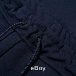 Nike Tech Fleece Pants Joggers OBSIDIAN NAVY BLUE BLACK WHITE 928507-451 Men's