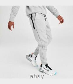 Nike Tech Fleece Size 2XL Tall Jogger Pants Sweats Gray Sportswear CU4495-063