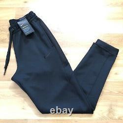 Nike Therma Flex Showtime Pants Men Size Small Basketball Jogger AT3266-010