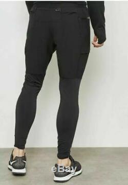 Nike Utility Flex Running Jogger Pants Black Mens Size XXL 943642-010 New