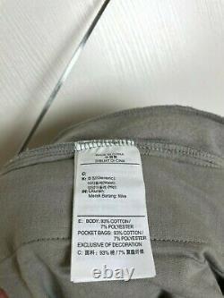 Nike x Fear of God FOG NBA Tear Away Pants Gray Size M