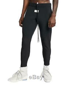 Nike x Fear of God Jerry Lorenzo Men's Jogger Pants Size Medium Black AR0640-010