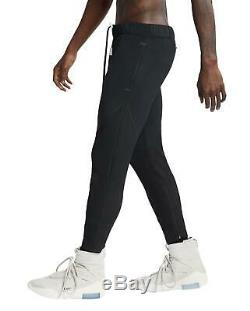 Nike x Fear of God Jerry Lorenzo Men's Jogger Pants Size Small Black AR0640-010