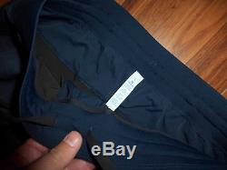 Nwt $128 Mens Lululemon Great Wall Pants Zip Pockets Joggers Navy Size S X 32