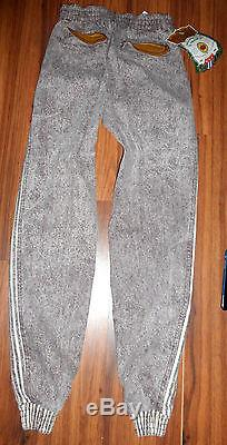 Nwt Mens World Of Troop 80's Hip Hop Denim Tight Ankle Jogger Jeans Pants 30x34