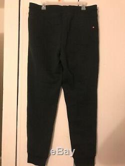 Original Moncler Men Dark Grey Sweatpants Joggers Size XLarge (Check my shirt 2)