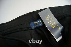 POLO RALPH LAUREN Men's Big & Tall Gold Logo Double Knit Jogger Pants NWT