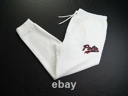 POLO RALPH LAUREN Men's Script Logo Double Knit Hoodie & Jogger Pant Set NWT