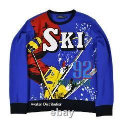 Polo Ralph Lauren 92 Downhill Ski Skier Jogger Pants Jacket Track Suit New