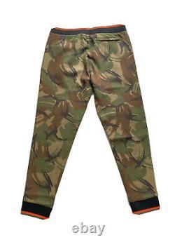 Polo Ralph Lauren Double Knit Camo Camouflage Jogger Sweatpants NWT Mens L