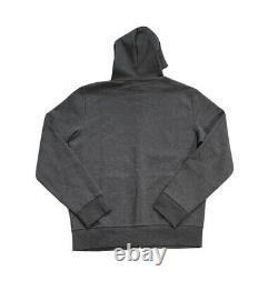 Polo Ralph Lauren Double Knit Tracksuit Hoodie Jogger Grey New WithTags Mens XL