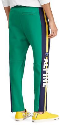 Polo Ralph Lauren Hi Tech Alpine Double-Knit Jogger Sweat Pants Vintage CP93 XXL