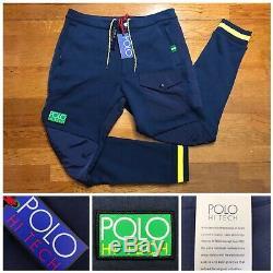 Polo Ralph Lauren Hi Tech Hybrid Climb Ski Jogger Pants Snow Beach Mens XL