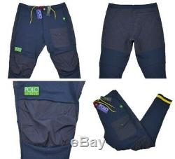 Polo Ralph Lauren Men Hi Tech Hybrid Jogger Pants Sweatpants Mens Size Large NWT