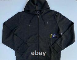 Polo Ralph Lauren Men XL Double Knit Tracksuit Jogger Sweat Pants Jacket NEW