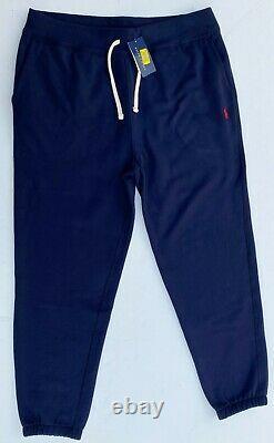 Polo Ralph Lauren Men XXL Fleece Tracksuit Jogger Sweat Pants Sweat Shirt NEW